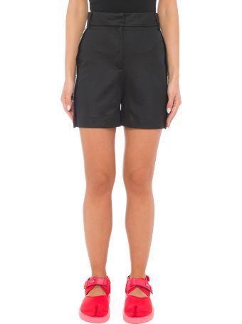 Versus Versace Logo Stripe Shorts
