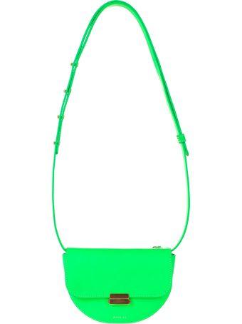 Wandler Anna Buckle Shoulder Bag
