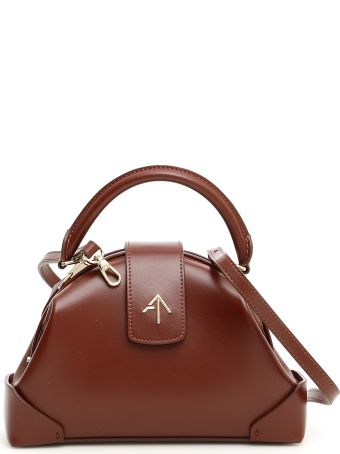 MANU Atelier Demi Bag With Top Handle