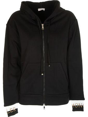 Moncler Zip-up Hoodie Jacket