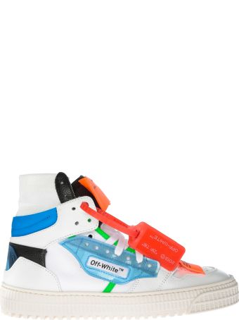 Off-White Off-court Hi-top Sneakers