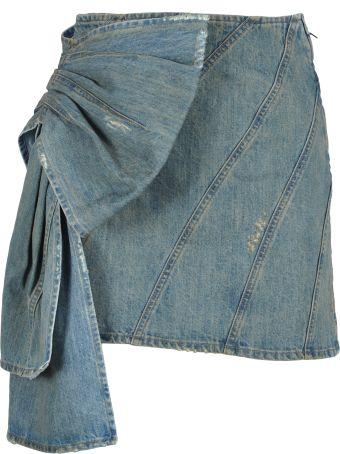 Miu Miu Mini Skirt Look #47