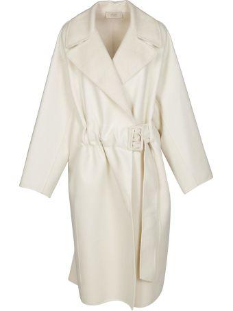 Maison Flaneur Belted Waist Coat
