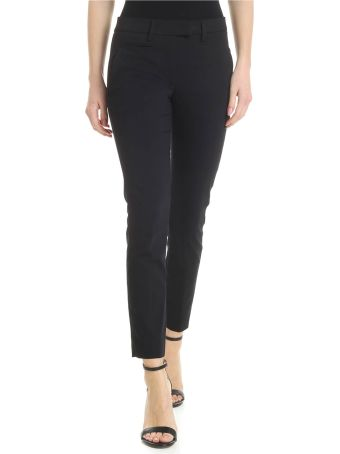 Dondup Cropped Perfect Trousers