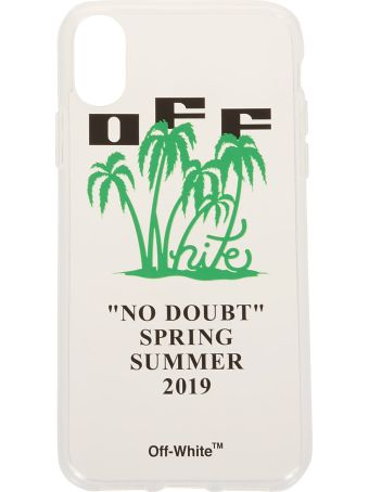 Off-White No Doubt Iphone X Case