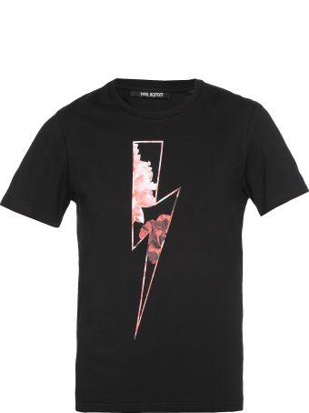 Neil Barrett T-shirt Cotton