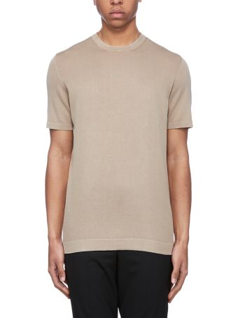 Drumohr Crew Neck T-shirt