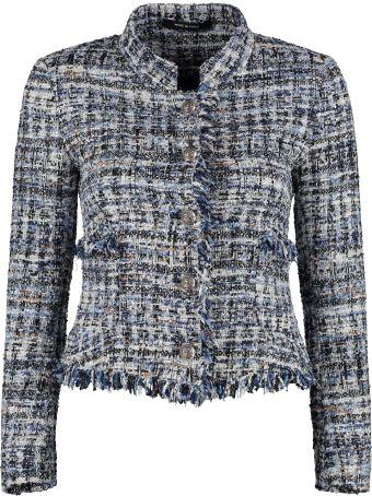 Tagliatore Nikole Tweed Jacket