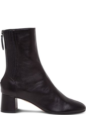 Aquazzura Saint Honorè Ankle Boots