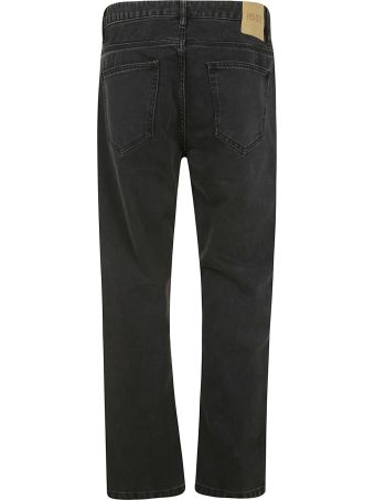 Kenzo Tapered Cropped Jeans