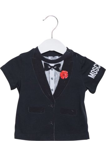 Moschino Tuxed Tee