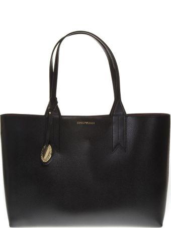 Emporio Armani Steel Inner Purse Bag