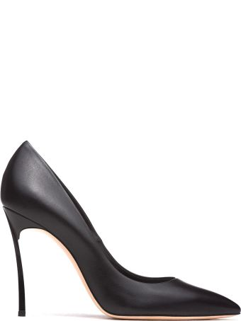 Casadei Nappa Black Pumps