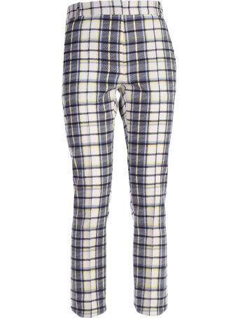 Rokh Tartan Trousers
