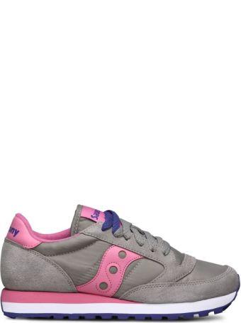 Saucony Saucony Originals Jazz O' Gray/pink