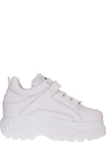 Buffalo Lace-up Platform Sneakers