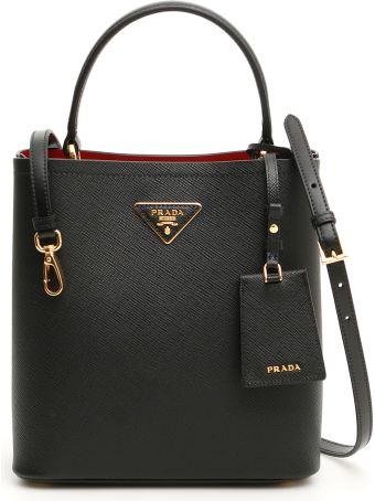Prada Double Saffiano Bag