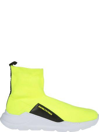 Daniel Patrick Logo Sock Sneakers