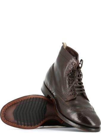 "Officine Creative ""princeton 036"" Lace-up Brogue Boots"