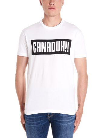 Dsquared2 'canaduh' T-shirt