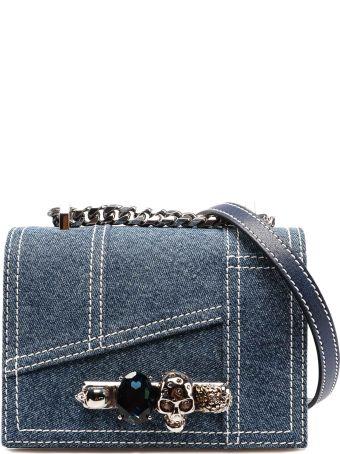 Alexander McQueen Small Jewel Shoulder Bag