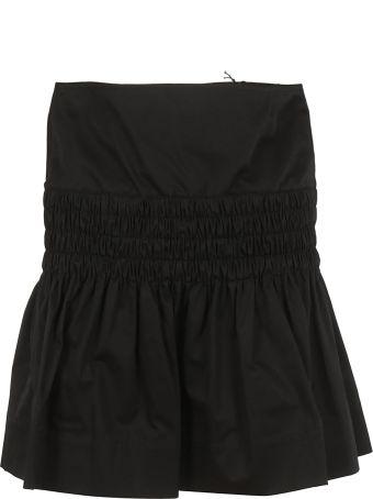 Isabel Marant Elasticated Detail Mini Skirt