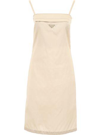 Prada Linea Rossa Nylon Dress