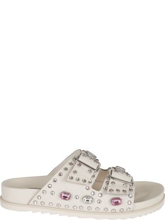 Ash Embellished Sliders