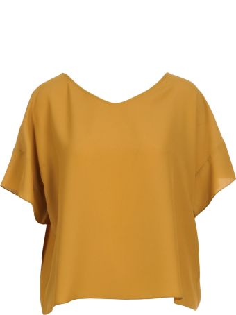 Alysi Crew-neck Blouse