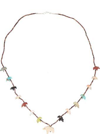 Jessie Western 'bear Fetish' Necklace