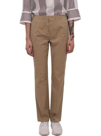 Loro Piana Beige Trousers