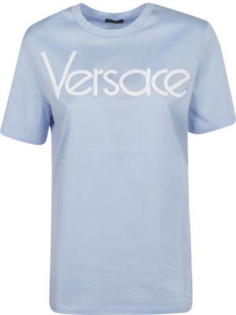 Versace Vintage Logo Print T-shirt