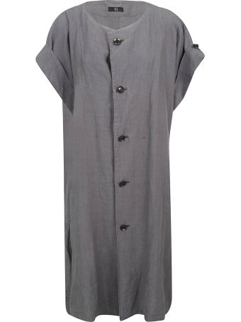Y's Oversized Buttoned Dress