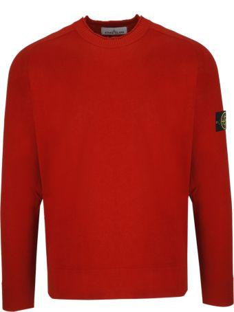 Stone Island Classic Knitted Sweatshirt