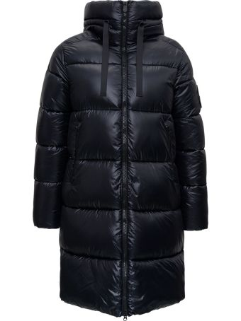 Save the Duck Long Eco-friendly Down Jacket