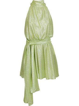 Brognano Tie Waist Dress