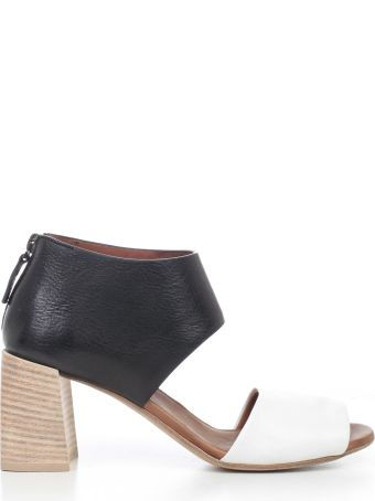 Marsell Zipped Sandals