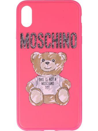 Moschino Iphone Xs Max Phone Case