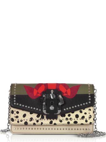 Paula Cademartori Lou Lou Wallet On Chain Love Shoulder Bag