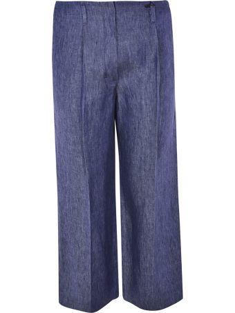 Max Mara Studio Cropped Trousers