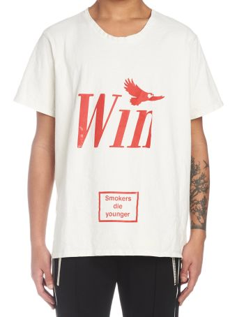 Rhude 'win' T-shirt