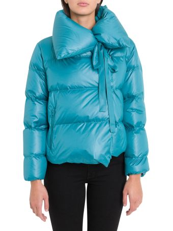 Bacon Clothing Down Jacket With Wide Neck