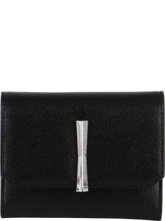 Gianni Chiarini Saffiano Leather Wallet