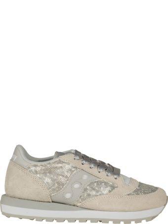Saucony Eyelet Embellished Sneakers