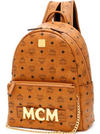 MCM Visetos Trilogie Stark Backpack