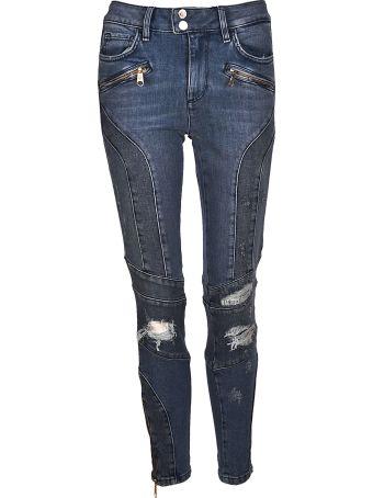 TommyXGiGi Biker Jeans
