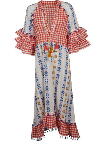Dodo Bar Or Multi Pattern Dress