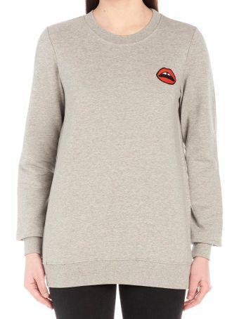 Markus Lupfer 'red Lip' Sweatshirt