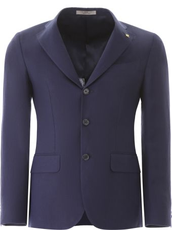 CC Collection Corneliani Linen Jacket