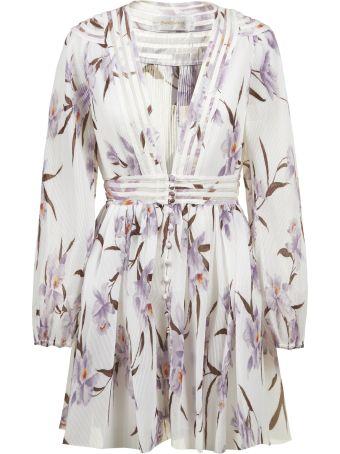 Zimmermann Floral Print Dress